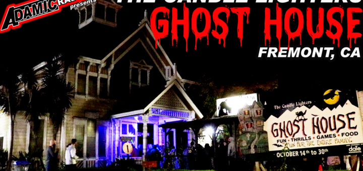 The Candle Lighters Ghost House