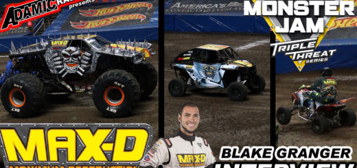Monster Jam's Blake Granger