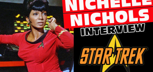 Nichelle Nichols interview