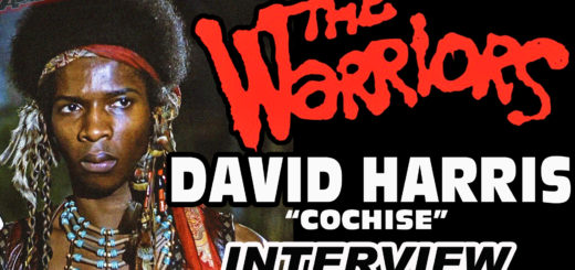 The Warriors David Harris interview