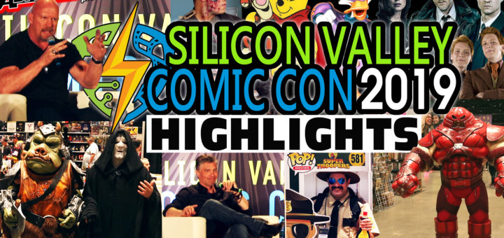 Silicon Valley Comic Con 2019 Highlights