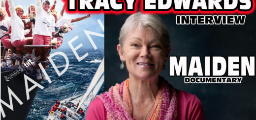 Tracy Edwards Maiden interview