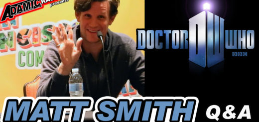 Matt Smith SF Comic Con 2018