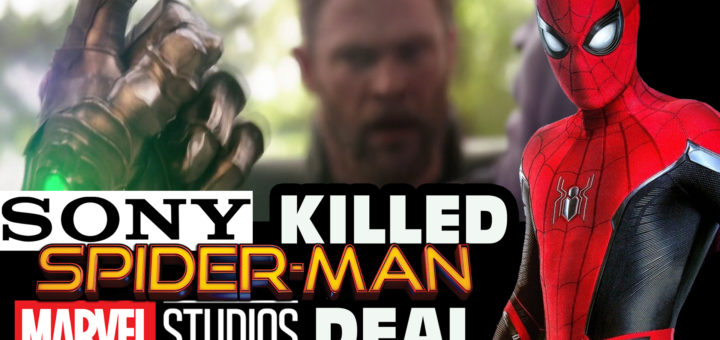 Sony killed Marvel Spiderman deal