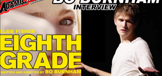 Bo Burnham Eighth Grade interview